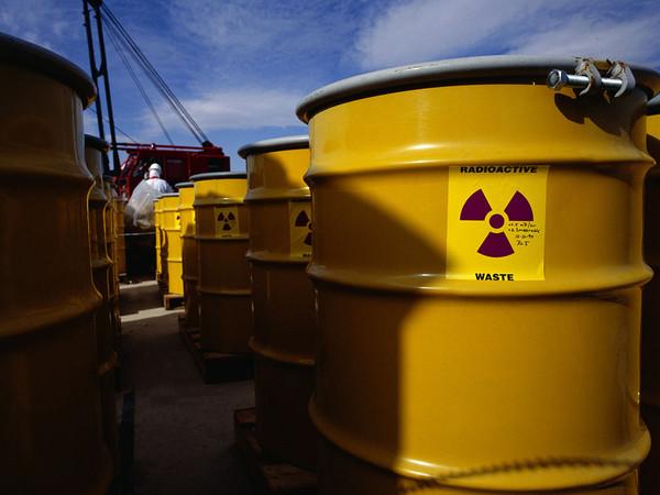déchet radiactifs