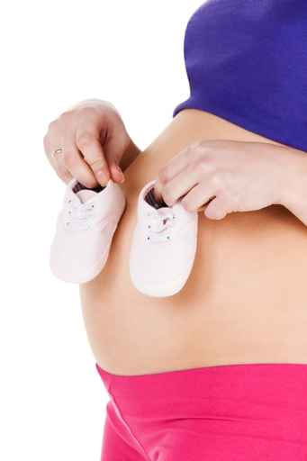 femme enceinte portrait