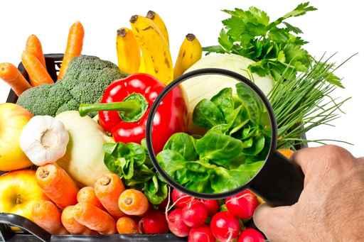 aliments pesticides