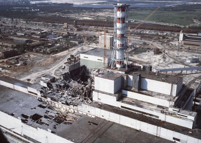 tchernobyl centrale
