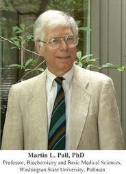 Publication de Martin L. PALL, Professeur